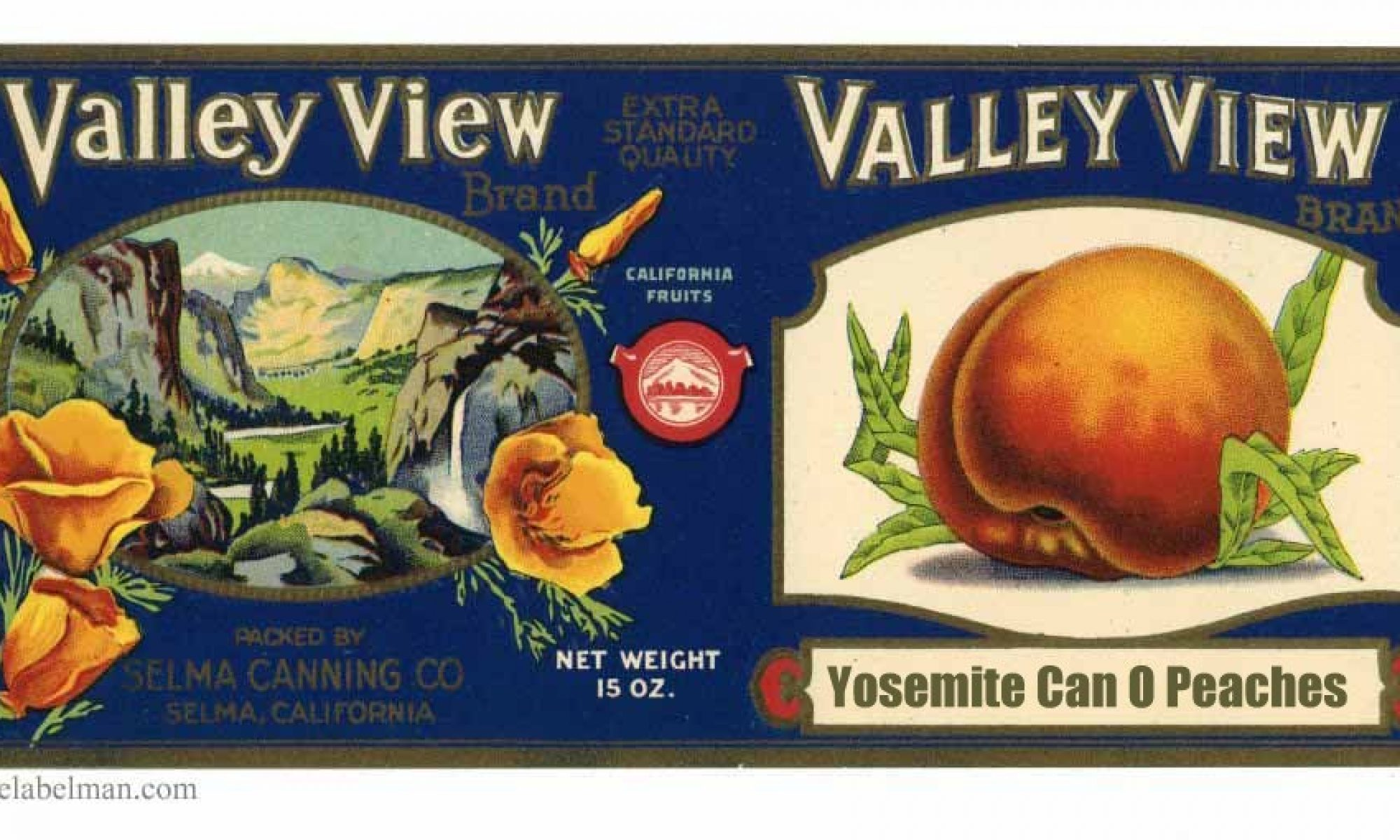 Yosemite Can O Peaches